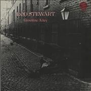 Rod Stewart Gasoline Alley - 3rd UK vinyl LP