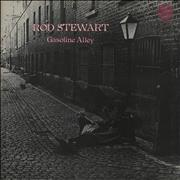 Click here for more info about 'Rod Stewart - Gasoline Alley - 4th'