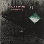 Rod Stewart Gasoline Alley UK vinyl LP