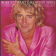 Click here for more info about 'Rod Stewart - Greatest Hits + merch insert'