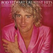 Rod Stewart Greatest Hits Germany vinyl LP