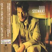 Click here for more info about 'Rod Stewart - Human'