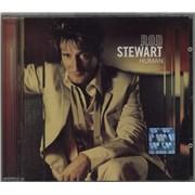 Rod Stewart Human Germany CD album