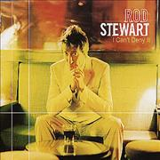 Click here for more info about 'Rod Stewart - I Can't Deny It'