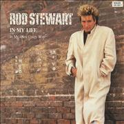 Click here for more info about 'Rod Stewart - In My Life'