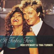 Click here for more info about 'Rod Stewart - It Takes Two'