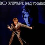 Rod Stewart Lead Vocalist UK vinyl LP