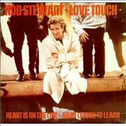 Click here for more info about 'Rod Stewart - Love Touch'