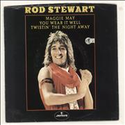Click here for more info about 'Rod Stewart - Maggie May + p/s'