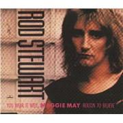 Rod Stewart Maggie May Germany CD single