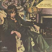 Rod Stewart Never A Dull Moment USA vinyl LP