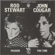 Click here for more info about 'Rod Stewart - Passion + Sleeve'