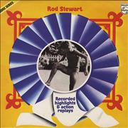 Click here for more info about 'Rod Stewart - Recorded Highlights And Action Replays'