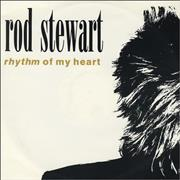 Click here for more info about 'Rod Stewart - Rhythm Of My Heart'