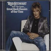 Rod Stewart Still The Same...Great Rock Classics Of Our Time UK CD album