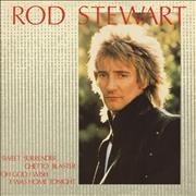 "Rod Stewart Sweet Surrender UK 12"" vinyl"