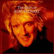 Rod Stewart The Best Of Rod Stewart UK vinyl LP