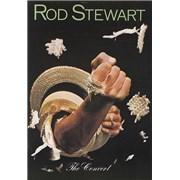 Rod Stewart The Concert UK tour programme
