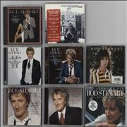 Click here for more info about 'Rod Stewart - The Great American Songbook Volumes 1 - 5 + 3 Extra CDs'