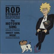 Click here for more info about 'Rod Stewart - The Motown Song'