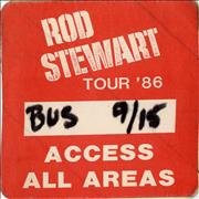 Click here for more info about 'Rod Stewart - Tour '86'