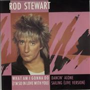 Click here for more info about 'Rod Stewart - What Am I Gonna Do'