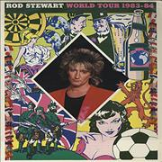 Click here for more info about 'Rod Stewart - World Tour 1983-4'