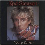 "Rod Stewart Young Turks - Jukebox UK 7"" vinyl"