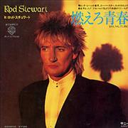 Click here for more info about 'Rod Stewart - Young Turks'