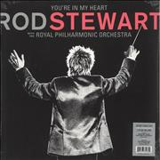 Click here for more info about 'Rod Stewart - You're In My Heart - 180 Gram - Sealed'