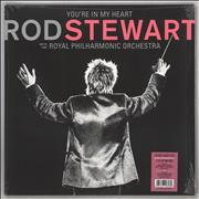 Click here for more info about 'Rod Stewart - You're In My Heart - 180gm Pink Vinyl - Sealed'