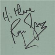 Click here for more info about 'Roger Chapman - Pages From An Autograph Book'