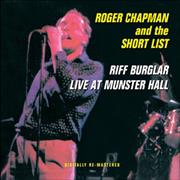 Click here for more info about 'Roger Chapman - Riff Burglar / Live At Munster Hall'