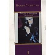 Roger Christian Take It From Me UK cd single boxset Promo