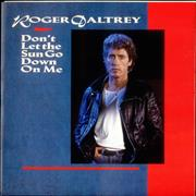 Click here for more info about 'Roger Daltrey - Don't Let The Sun Go Down On Me'