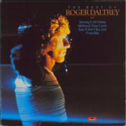Click here for more info about 'Roger Daltrey - The Best Of'
