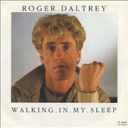Click here for more info about 'Roger Daltrey - Walking In My Sleep'