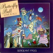 Click here for more info about 'Roger Glover - Butterfly Ball (Love Is All) - Cartoon Picture sleeve'