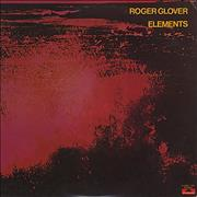 Click here for more info about 'Roger Glover - Elements'