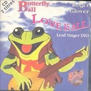 Click here for more info about 'Roger Glover - Love Is All - 2 Trk Wallet'