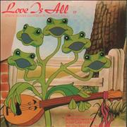 Click here for more info about 'Roger Glover - Love Is All E.P.'