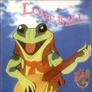 Click here for more info about 'Roger Glover - Love Is All'