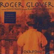 Click here for more info about 'Roger Glover - Snapshot'