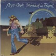 Click here for more info about 'Roger James Cooke - Minstrel In Flight - Sealed'