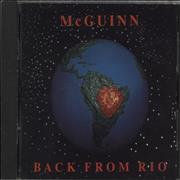 Click here for more info about 'Roger McGuinn - Back From Rio'