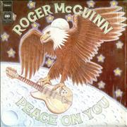 Click here for more info about 'Roger McGuinn - Peace On You'