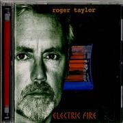 Click here for more info about 'Roger Taylor - Electric Fire'