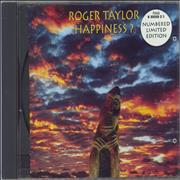 Click here for more info about 'Roger Taylor - Happiness - Numbered Sleeve'