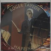 Click here for more info about 'Roger Taylor - Happiness?'