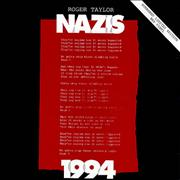 Click here for more info about 'Roger Taylor - Nazis 1994 - Red Vinyl'